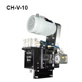 Reivax Maquinas, SL: CH-V-10 Chaflanador de alta velocidad para hacer chaflanes hasta Ø 10 mm.