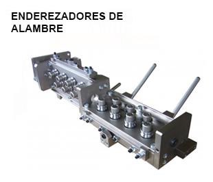 Reivax Maquinas, SL: Enderezadores de Alambre