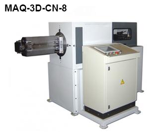 ReivaxMaquinas SL: MAQ-3D-CN-8 Maquina para la fabricacion de piezas de alambre a CN.