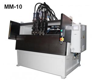 ReivaxMaquinas SL: MM-10 Máquina manual para la fabricación de marcos o piezas similares