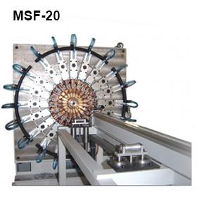 Reivax Maquinas, SL: MSF-20 Máquina para soldar filtros hasta 20 varillas.