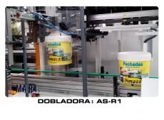 DOBLADORA AS-R1: Reivax Maquinas, SL Video