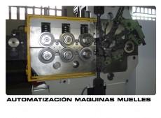 ReivaxMaquinas: AUTOMATIZACION MAQUINAS MUELLES Video