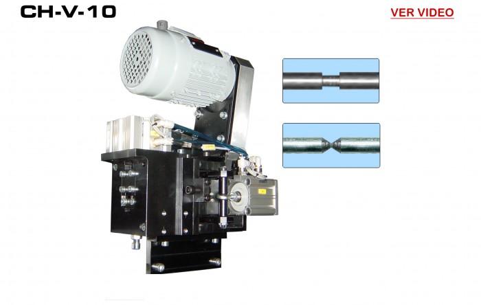 ReivaxMaquinas: Chaflanador de Varilla de Alta Velocidad CH-V-10