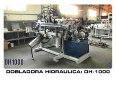 DOBLADORA HIDRAULICA DH-1000: Reivax Maquinas SL Video