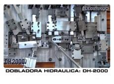 DOBLADORA HIDRAULICA DH-2000: Reivax Maquinas, SL Video