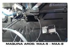 MAQUINAS FABRICACION AROS: MAA-5 - MAA-8 VIDEO