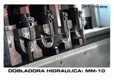 DOBLADORA HIDRAULICA MM-10: Reivax Maquinas, SL Video