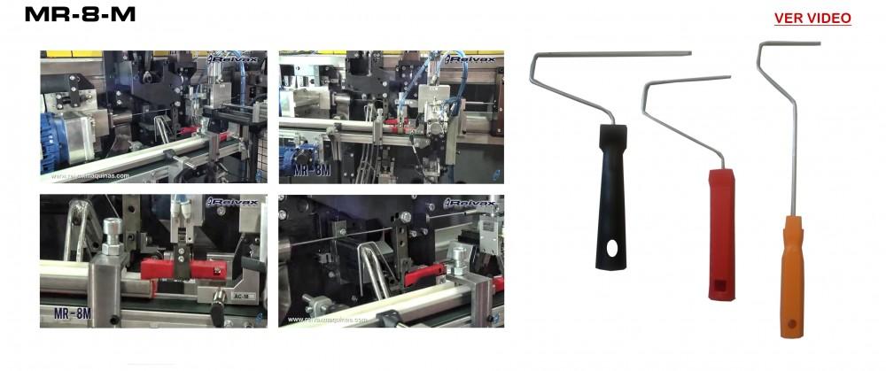 Maquinas rodillos de pintar reivax maquinas fabricante - Maquinas de pintar ...