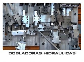 DOBLADORAS HIDRAULICAS - MAQUINAS DOBLADORAS HIDRAULICAS: Reivax Maquinas, SL
