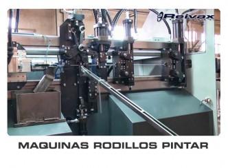 RODILLOS DE PINTAR - MAQUINAS FABRICACION RODILLOS PINTAR: Reivax Maquinas, SL