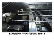 MAQUINA TRANSFER TRF-1: Reivax Maquinas, SL Video