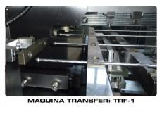 MAQUINA TRANSFER TRF-1: Reivax Maquinas, SL Video