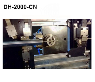 ReivaxMaquinas SL: DH-2000-CN Machine for manufacturing 3D wire parts.