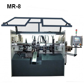 Reivax Maquinas, SL: MR-8 Automatic Machine for Manufacturing Paint Rollers.
