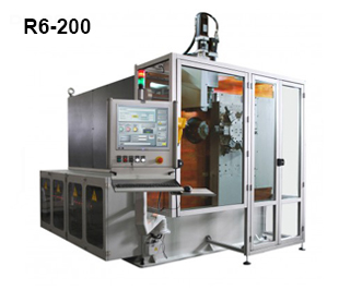 ReivaxMaquinas SL: R-200 CN bending machine for wire forming from 2mm up to 6mm