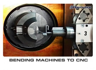 BENDING MACHINES TO CNC: Reivax Maquinas, SL
