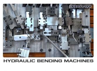 HYDRAULIC BENDING MACHINES: Reivax Maquinas, SL