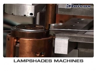 LAMPSHADE MACHINES - MACHINES FOR MANUFACTURING LAMPSHADE MACHINES: Reivax Maquinas, SL