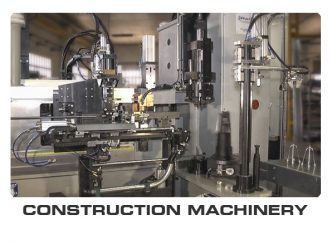 MACHINES FOR MANUFACTURING SUPPORT PARTS FOR CONSTRUCTION: Reivax Maquinas, SL