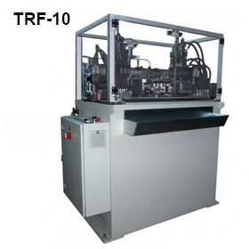 ReivaxMaquinas, SL: TRF-10 Transfer machine for manufacturing parts that require several operations.