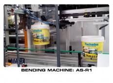 Bending Machine AS-R1: Reivax Maquinas SL Video