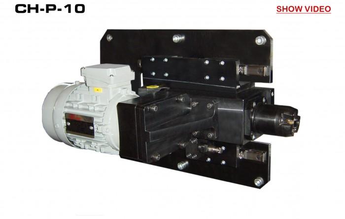 CHAMFERING TOOL CH-P-10: Reivax Maquinas, SL Video