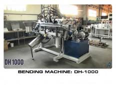 Bending Machine DH-1000: Reivax Maquinas, Sl Video