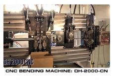 CNC BENDING MACHINE DH-2000-CN: Reivax Maquinas, SL Video