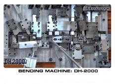 Bending Machine DH-2000: Reivax Maquinas, SL Video