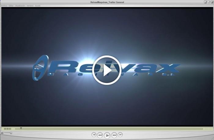 ReivaxMaquinas: General advertising Trailer 2016
