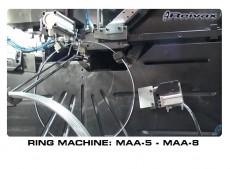 WELDING RING MACHINES MAA-5 - MAA-8: Reivax Maquinas, SL Video
