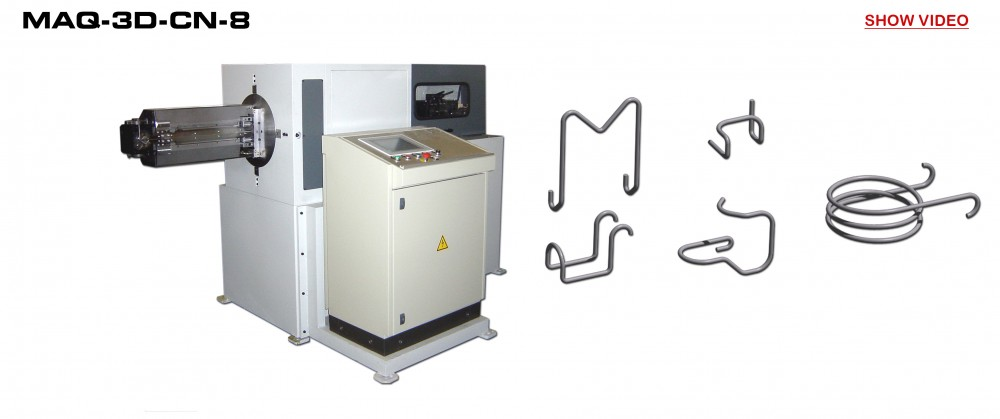 ReivaxMaquinas: MAQ-3D-CN-8 Machine