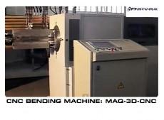 CNC BENDING MACHINE MAQ-3D-CNC-8: Reivax Maquinas, SL Video