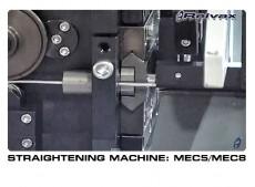 STRAIGHTENING AND CUTTING MACHINES MAA-5 -MAA-8: Reivax Maquinas, SL Video