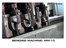 BENDING MACHINE MM-10: Reivax Maquinas, SL Video