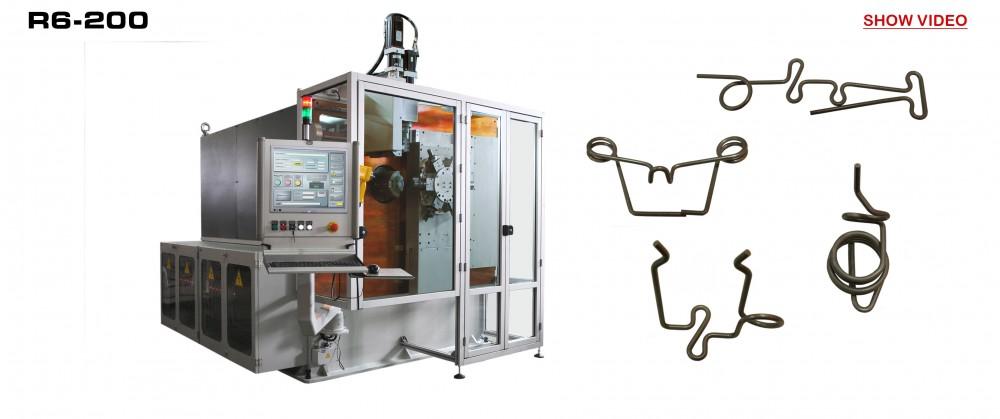 ReivaxMaquinas: R6-200 Machine