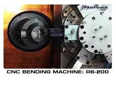 CNC BENDING MACHINE R6-200: Reivax Maquinas, SL Video