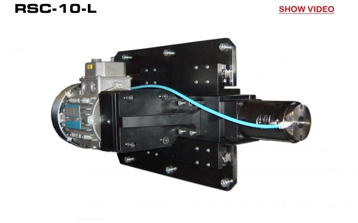 THREADING TOOL RSC-10-L: Reivax Maquinas, SL Video