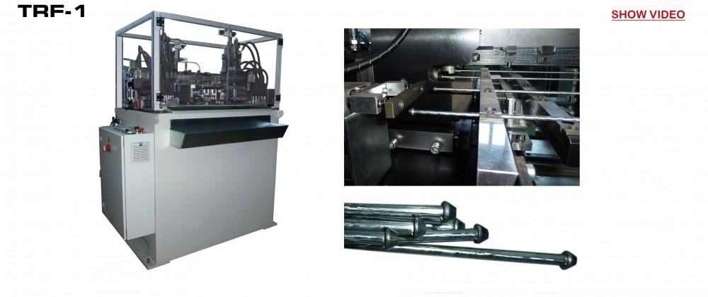 ReivaxMaquinas: TRF-1 Machine