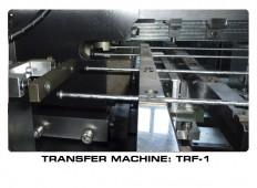 TRANSFER MACHINE TRF-1: Reivax Maquinas, SL Video