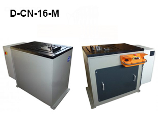 ReivaxMaquinas SL: D-CN-16-M Bending machine to CN for manual bending of the rod.
