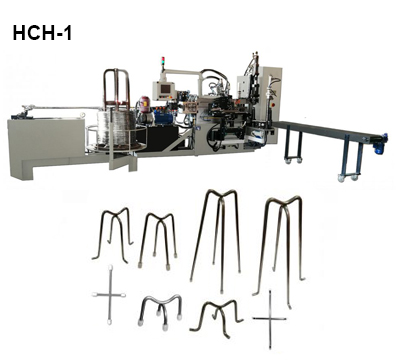 Reivax Maquinas, SL: HCH-1 Máquina para la fabricación de soportes de alambre.