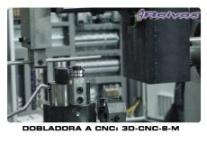 DOBLADORA A CNC Ref.: 3D-CNC-8-M: Reivax Maquinas, Sl Video