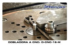 DOBLADORA A CNC Ref.: D-CNC-16-M: Reivax Maquinas, Sl Video