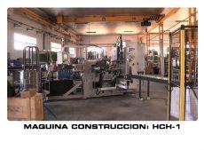 MAQUINAS PARA LA CONSTRUCCIÓN Ref. HCH-1: Reivax Maquinas, SL Video