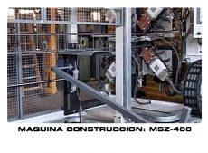 MAQUINAS PARA LA CONSTRUCCIÓN Ref. MSZ-400: Reivax Maquinas, SL Video