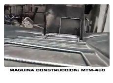 MAQUINAS PARA LA CONSTRUCCIÓN Ref. MTM-450: Reivax Maquinas, SL Video