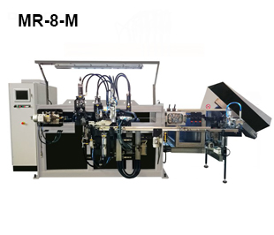 Reivax Maquinas SL: MR-8-M Paint Roller Machine with Plastic Handle Assembling.