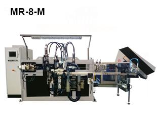 Reivax Maquinas, SL: MR-8-M Maquina para la fabricación de rodillos de pintar.